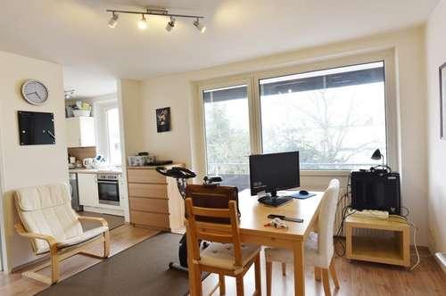 moderne 2-Zimmer-Wohnung