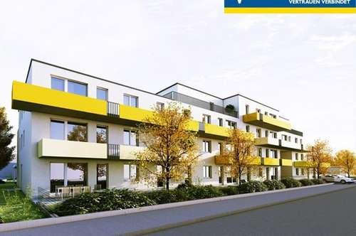 Noch 16 von 102 wunderschöne 3-4 Zimmer Neubau-Whg., jede mit Balkon zw. 9-26m2 & 1-2 Kfz-Stellpl. Sofort Einziehen!!