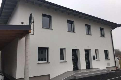 4 Zimmer Neubau Wohnung im ersten Stock (ohne Lift)
