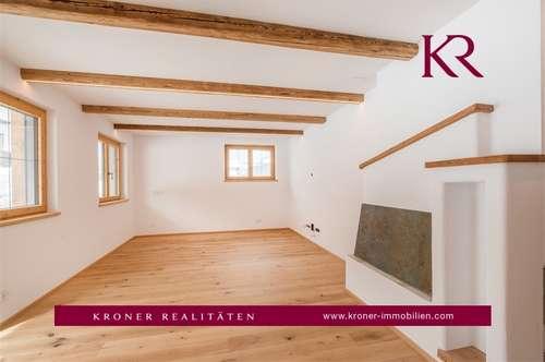 Erstbezug: Neue 3 Zimmer Wohnung in Fieberbrunn zu vermieten