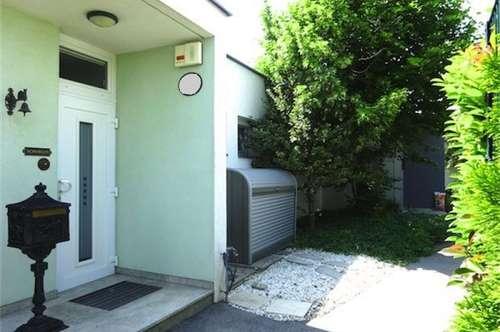 Sonniges, ruhiges Haus mit hübschem Garten (Reihenhaus), 3 Zimmer + Küche, Topzustand, Nähe Liesingbach, U1-Neulaa, Bus 67A, barierrefrei!