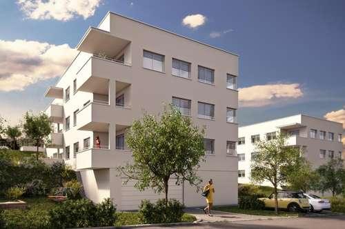 Familiendomizil mit Gartentraum! Eigentumswohnung in grüner, ruhiger Siedlungslage mit guter Verkehrsanbindung nach Linz Stadt! Provisionsfrei!