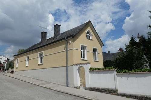 Reserviert Landhaus mit 2 Eingängen