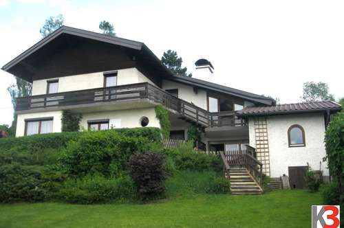 K3! SBG-Seengebiet: EFH mit Balkon, Terrasse und Garage zu kaufen!