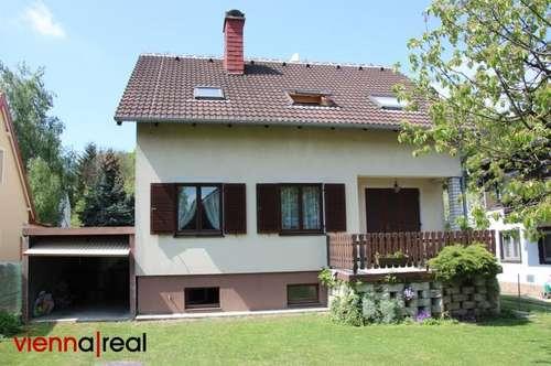 Gepflegtes Einfamilienhaus mit Garten und Terrasse!