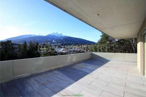 Natters: Erstbezug! Terrassenwohnung in ruhiger Lage zu vermieten