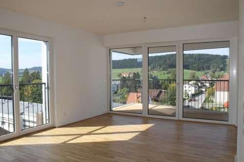 Exklusives Wohnen über den Dächern von Freistadt