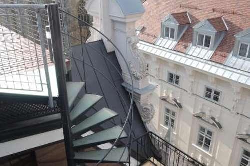 Luxus & Privatsphäre in absoluter Traumlage - Dachterrassenmaisonette