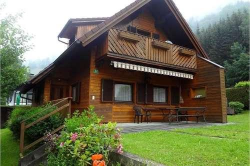 +++ schmuckes Ferienhaus in der Natur +++