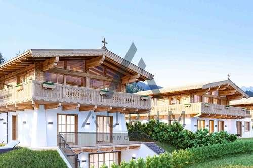 Neubau Chalets in idyllischer Ruhe- & Aussichtslage