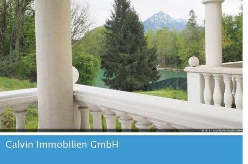 3-Zi-Terrassenbalkonwohnung in Toplage am See!