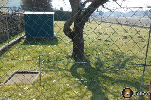 Sonnensee Ritzing: Ebenes Baugrundstück
