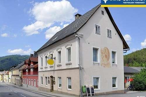 Gästehaus im Ortskern