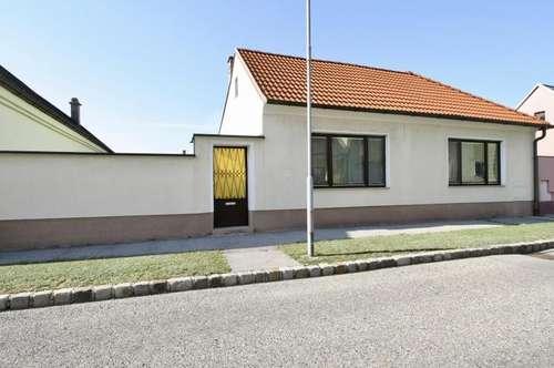 Kleines Einfamilienhaus in Kittsee