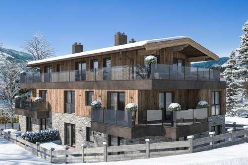 Neubauprojekt: Stylische Appartements in Ideallage