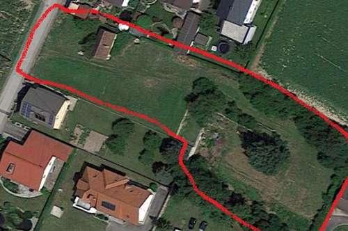 3554m2 Grundstück zu verkaufen - IDEAL FÜR BAUTRÄGER