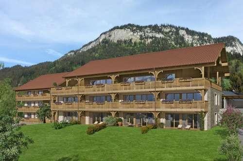 Panorama Appartements Tauplitz / Erstbezug: Top 206 - Wohnung mit großer, offener Terrasse