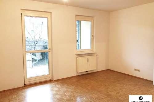 Gemütliche 3 Zimmer Wohnung EGGENBERG* BALKON* inkl. Heizkosten