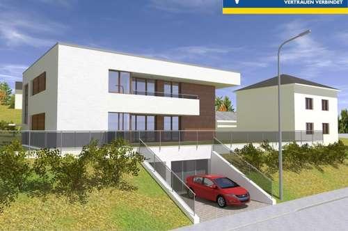 Baubewilligtes Wohnprojekt mit 4 Wohneinheiten