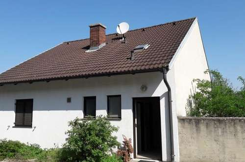 TOP! Neuer Preis - Einfamilienhaus mit Garten in Siedlungsgebiet
