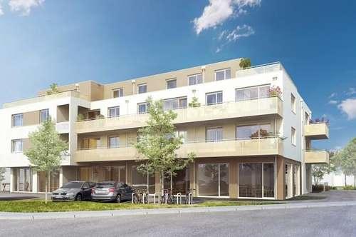 Neue Eigentumswohnung beim Bahnhof Gänserndorf - Top 4