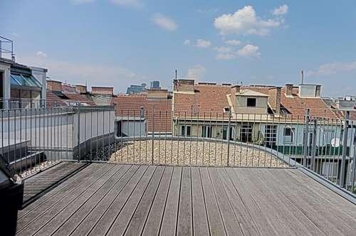 Dachterrassen-Traum mit 5 Zimmer!!
