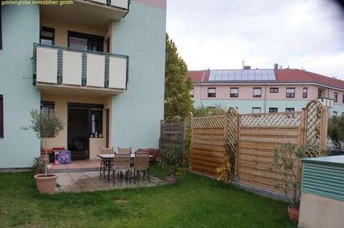 Attraktive Gartenwohnung in zentraler und ruhiger Bestlage