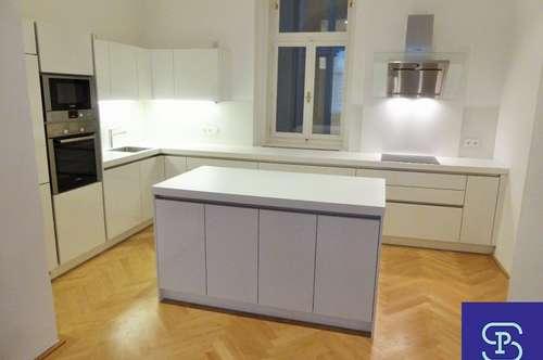 Unbefristeter 202m² Stilaltbau mit Einbauküche - 1010 Wien