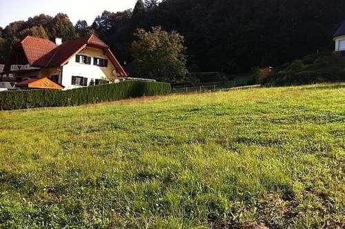 Baugrund St.Stefan i. Rosental - 950m2 - aufgeschlossen
