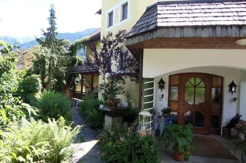 Gepflegtes Landhotel mit Südterrasse und großem Garten und Naturteichanlage zu vermieten
