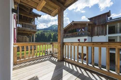 Hochwertige Obergeschoss Wohnung in Kirchberg
