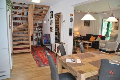 Entspanntes Wohnen in einem eleganten Passivhaus