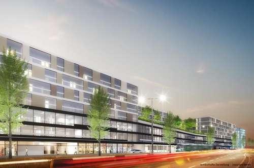 Puntigam - Brauquartier - Erstbezug - 52m² - 3 Zimmer - großer Balkon - inkl. TG Platz