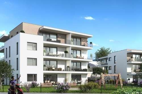 Erdgeschoßwohnung mit Eigengarten! Erstbezug - Top 1.2 Baubeginn Sommer 2019