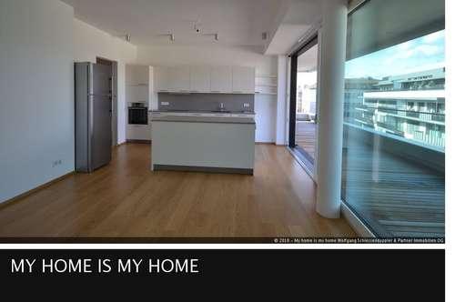 ANDRÄVIERTEL NAHE SCHLOSS MIRABELL | 6-Zimmer-Luxuswohnung mit 45 m² Aussichtsterrasse