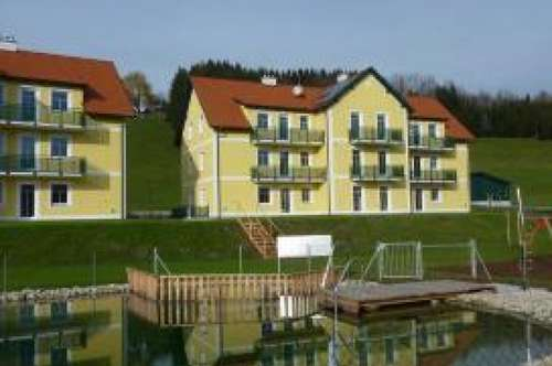 Genossenschaftswohnung im Ökodorf in Biberbach