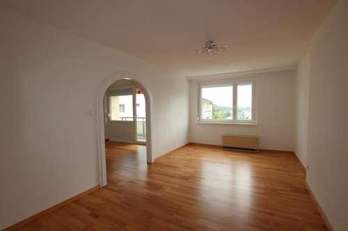 Zentrale 80m² Mietwohnung in ruhiger Lage mit schönem Ausblick!