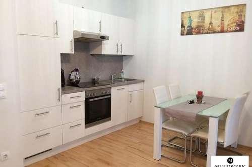 ZENTRUM - Wohntraum mit 2 Zimmer - Terrasse - ab 1. August!