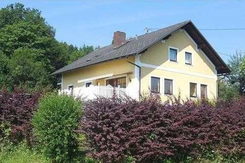 Großes Haus in Naturlage    7 Schlafzimmer, Vollkeller   auch als 2 Familienhaus möglich .