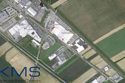 Industrie baut aus: Neue Grundstücke in einem frequenzstarken Besucherumfeld!