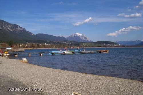 Sonniger Baugrund am See, in bester Lage!