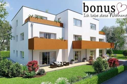 Dachterrassentraum: sonnige 4-Zimmer Wohnung mit 2 Terrassen und 2 Garagenplätze. Provisionsfrei!