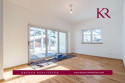 Erstbezug: Wohnung mit Terrasse in Hopfgarten zu verkaufen