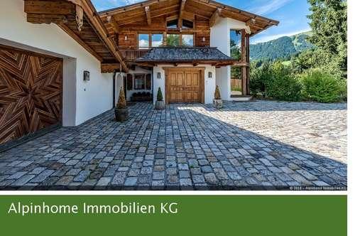 Villa mit Freizeitwohnsitzwidmung in begehrtester Lage von Kitzbühel - EXCLUSIV durch Alpinhome Immobilien