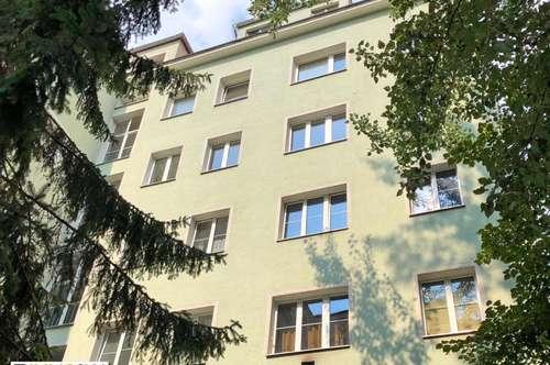 Stuwerviertel : Anlegerwohnung - sonnig - ruhig - sofort verfügbar