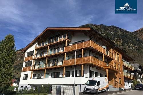 Wohnen in Bad Hofgastein 52,84m² Eigentumswohnung