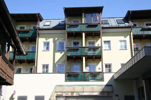 Geförderte 3-Zimmer Wohnung mit hoher Wohnbeihilfe oder Mietzinsminderung in Saalfelden, Zentrum