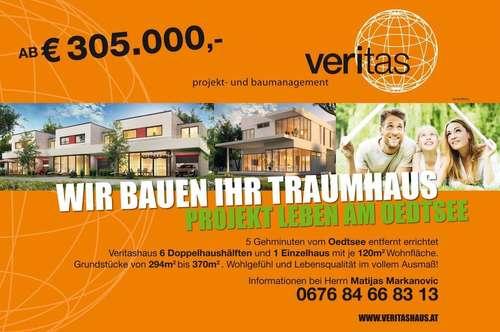 Leben beim Oedtsee in Traun/ Oedt/ Haus 1 und 2