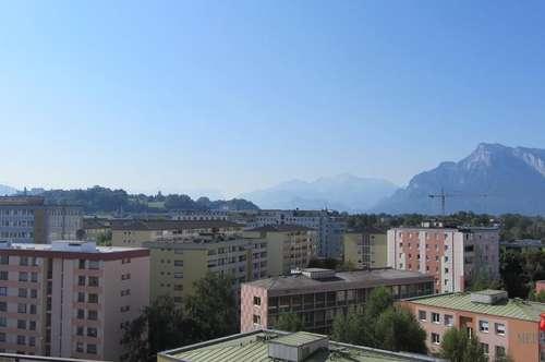 3 ZW ca. 78 m2 + Loggia + Bergblick in Salzburg/Lehen!