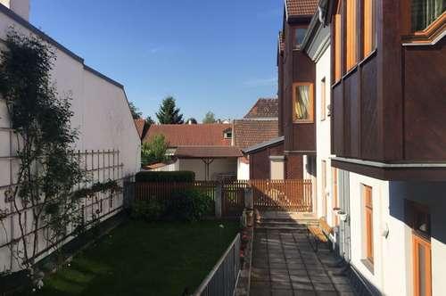 gepflegte Mietwohnung in Bisamberg mit 3 Zimmern und Gartenbenutzung